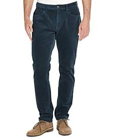 Men's Stretch Corduroy Pants