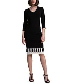 Loctus Tassel-Trim Dress
