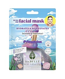 Face Mask Seaweed Pearl Extract