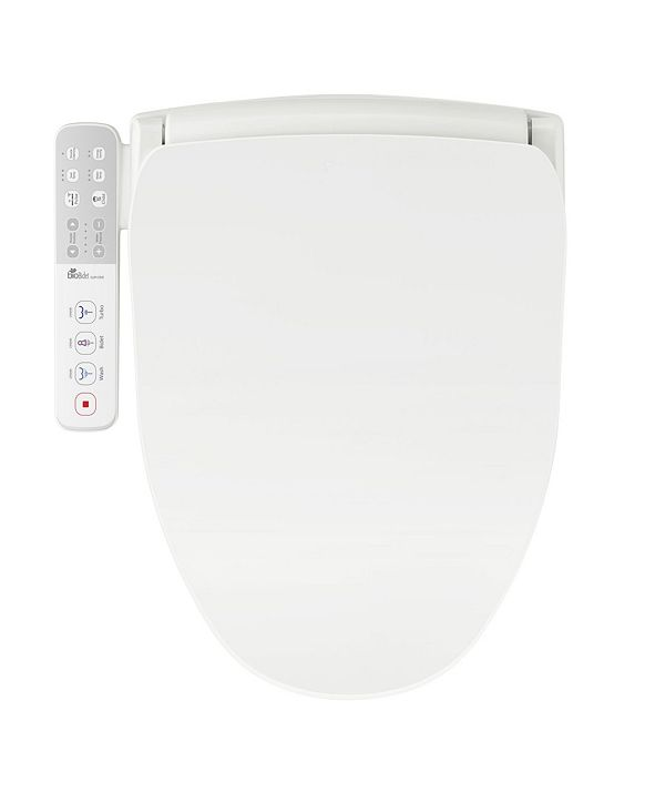 Bio Bidet BioBidet Slim One Electric Smart Bidet Seat for Elongated Toilet