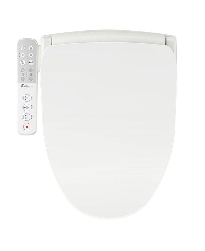 Bio Bidet - BioBidet Slim One Electric Smart Bidet Seat for Elongated Toilet