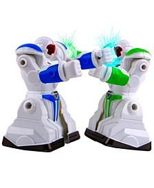 Kids Tech 2 Pk Combat Robots