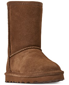 Bearpaw Little Girls' Elle Short Boots from Finish Line
