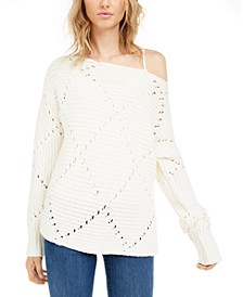 Elise Off-The-Shoulder Sweater