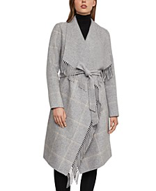 Naomi Shawl-Collar Coat