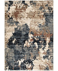 "Adagio High Plains Blue 5'1"" x 7'6"" Area Rug"