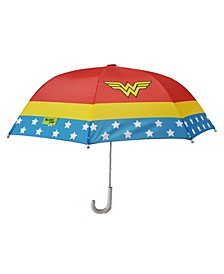Girl's Wonder Woman Umbrella