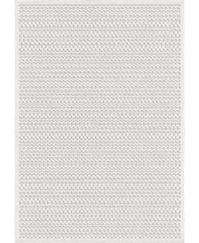 "ORI435801 Quail Hallow Natural 3'11"" x 5'5"" Area Rug"