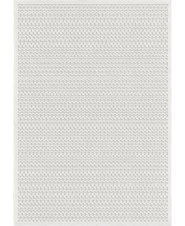 "My Texas House ORI435801 Quail Hallow Natural 3'11"" x 5'5"" Area Rug"