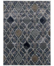 "CLOSEOUT! 3797/1022/Gray Imperia Gray 7'10"" x 10'6"" Area Rug"