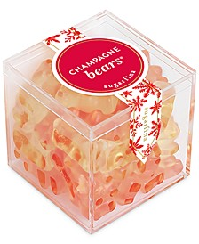Champagne Large Box of Gummy  Bears