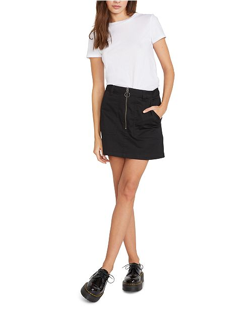 Volcom Juniors' Frochikie Mini Skirt