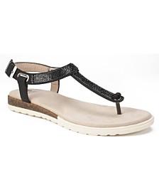 White Mountain Parana Flat Sandals