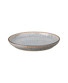 Studio Craft Grey Small Coupe Plate