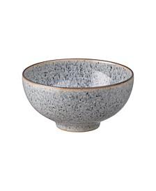 Studio Craft Grey Rice Bowl