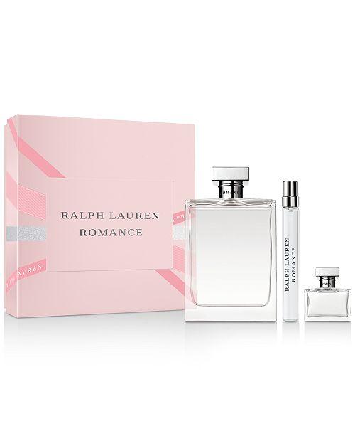 Ralph Lauren 3-Pc. Romance Eau de Parfum Gift Set
