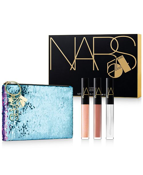 NARS 4-Pc. Studio 54 Outshine Lip Gloss Set, 0.18 oz.