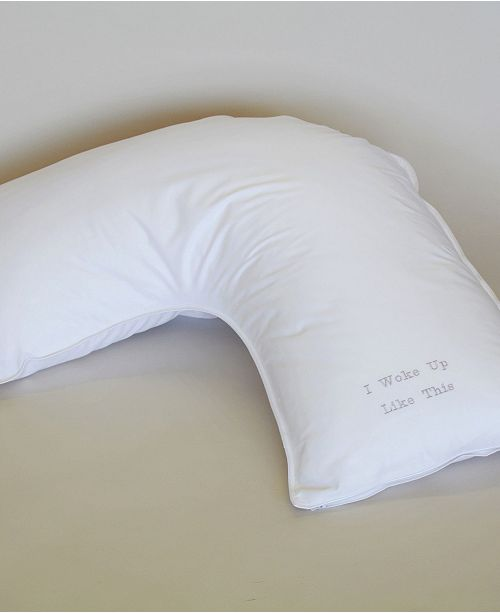 The Pillow Bar Down Alternative Side Sleeper - Medium