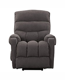 Dallas Power Lift and Rise Fabric Recliner
