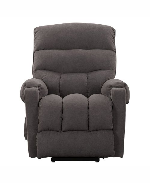Magnificent Distribution Dallas Power Lift And Rise Fabric Recliner Short Links Chair Design For Home Short Linksinfo