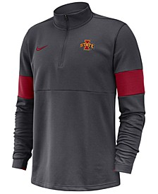 Men's Iowa State Cyclones Therma Half-Zip Pullover