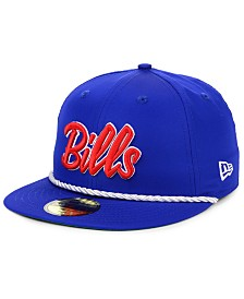 New Era Buffalo Bills On-field Sideline Home 59FIFTY Fitted Cap