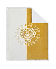 "Be the Change 50"" x 70"" Boxed Throw"