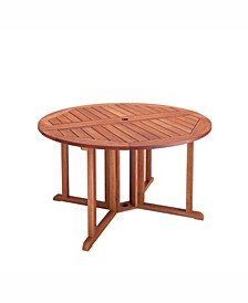 Miramar Hardwood Outdoor Drop Leaf Dining Table