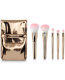 6-Pc. Glitterati Culture Small Brush Set