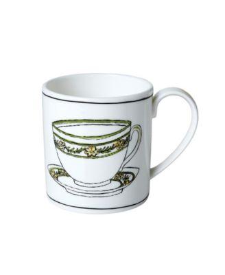 Heritage Daisy Chain Mug