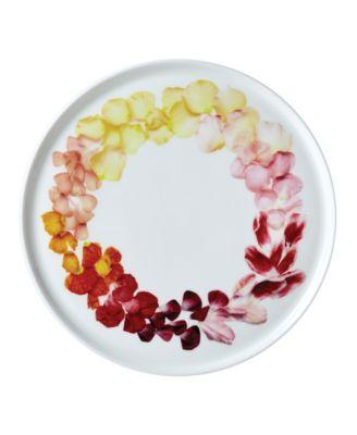 """Petals 10"""" Dinner Plate"""