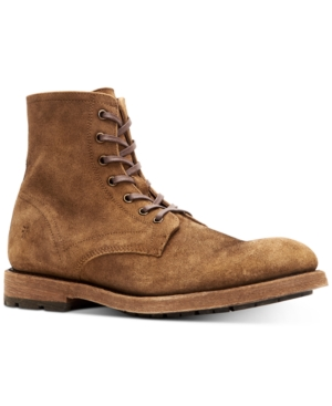Frye Boots MEN'S BOWERY LACE-UP BOOTS MEN'S SHOES