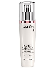 Lancôme Bienfait Multi-Vital Sunscreen Lotion Broad Spectrum SPF 30, 1.7 oz
