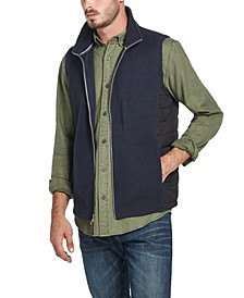 Men's Pebble Fleece Vest