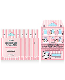 TONYMOLY 5-Pc. Studio TM Mini House Of Collagen Masks Set