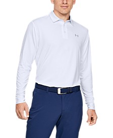 Men's Playoff Long Sleeve Polo