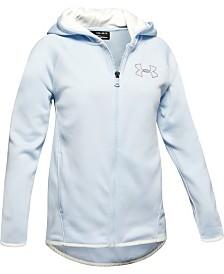 Under Armour Girls' Armour Fleece® Full Zip Hoodie