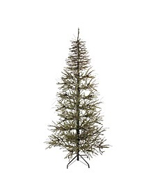 6' Slim Warsaw Twig Artificial Christmas Tree - Unlit