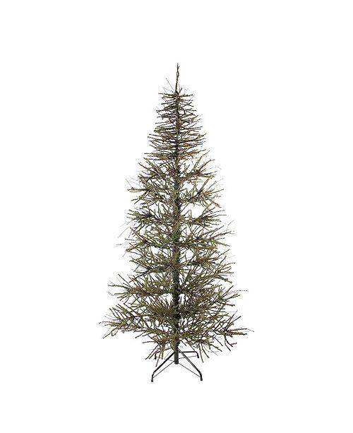 Northlight Slim Warsaw Twig Artificial Christmas Tree - Unlit