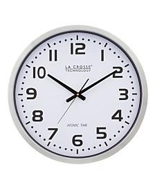 "La Crosse Technology 404-1220 20"" Extra Large Atomic Analog Wall Clock"