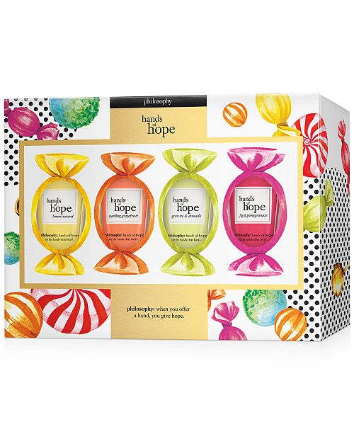 philosophy 4-Pc. Hands Of Hope Gift Set