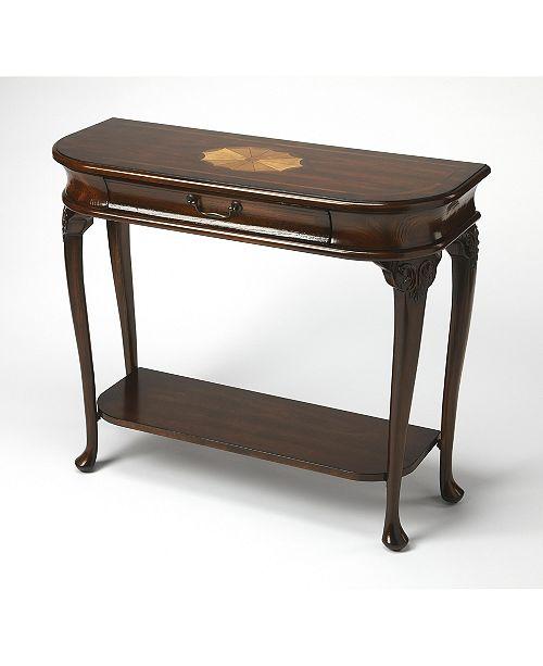 Butler Ridgeland Cherry Console Table