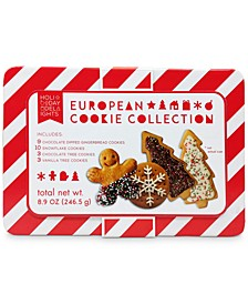 Holiday Delights Cookie Gift Tin