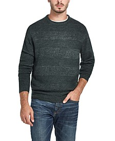 Men's Soft Touch Striped Sweater