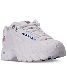 K-Swiss Women's ST-329 Heritage Casual Sneakers from Finish Line
