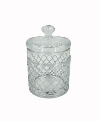 Marquis Cotton Jar