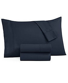 Parker 1200-Thread Count 4-Pc. California King Sheet Set
