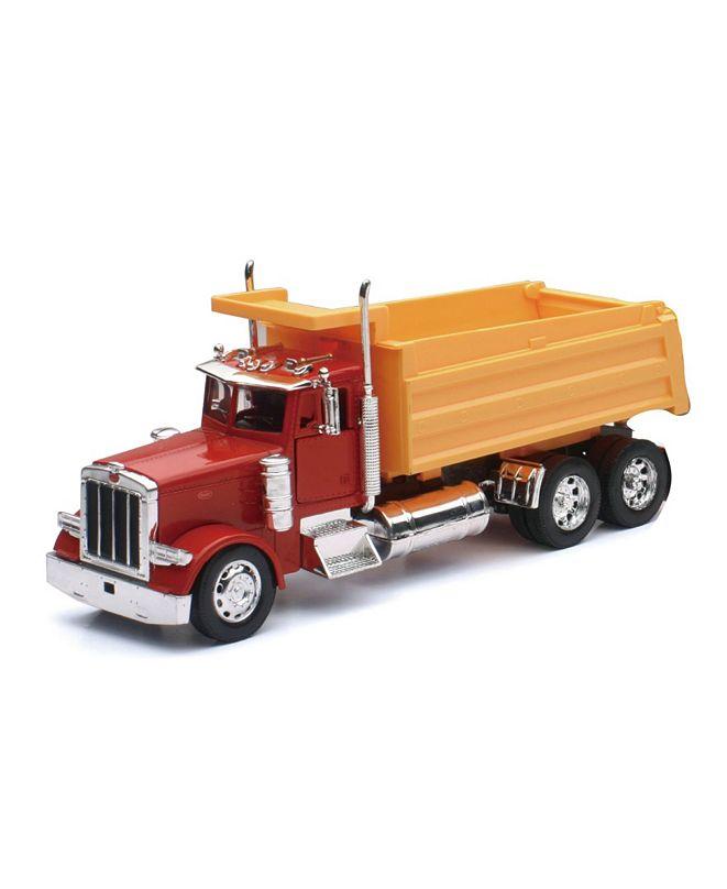 New Ray Die Cast 1:32 Peterbilt 379 Dump Truck