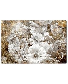 """Golden Daisies Canvas Art - 16"""" x 24"""" x 1.5"""""""