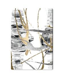 "Chronos II Canvas Art - 45"" x 30"" x 1.5"""